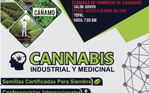 1er Foro Internacional Oportunidades y Retos de la Industria del Cannabis para la Orinoquia