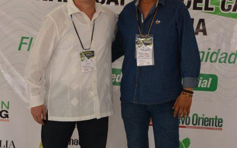 1er Foro Internacional Oportunidades y Retos de la Industria del Cannabis para la Orinoquia (Thomas y Ronald)