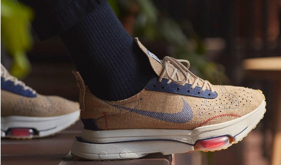 Conectado derrocamiento Incontable  Nike lanza zapatillas de cáñamo con minorista del Reino Unido - Casanare  Positivo para Hemp